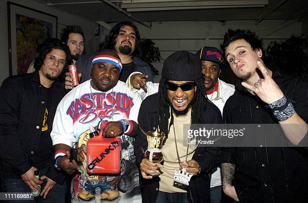 Lil' Jon and The East Side Boyz with Papa Roach **exclusive**