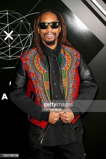 Lil Jon attends the Pencils of Promise 10th Anniversary Gala at Duggal Greenhouse on October 24 2018 in Brooklyn New York