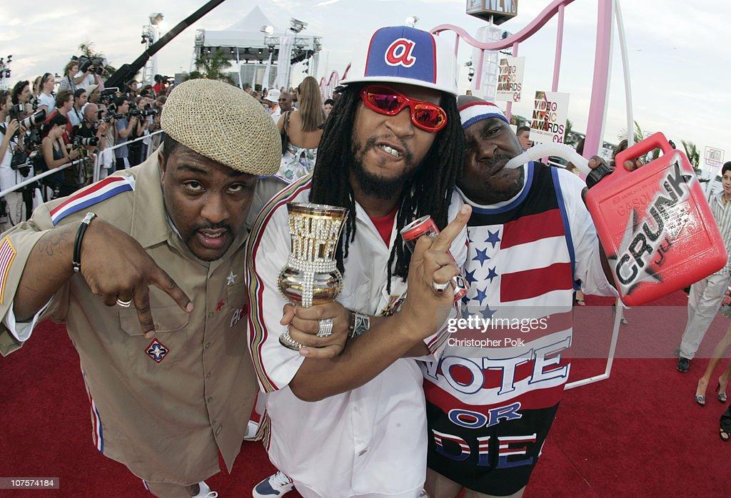 2004 MTV Video Music Awards - Red Carpet