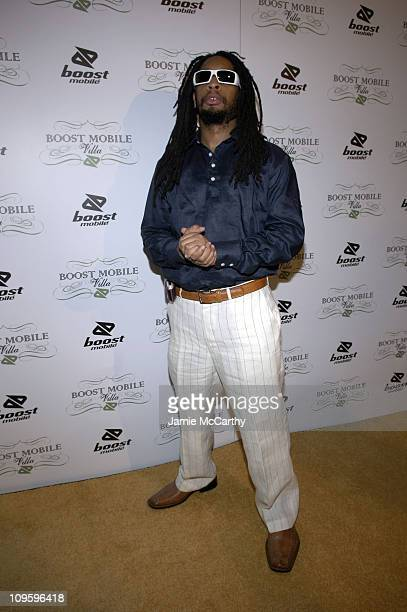 Lil' Jon during 2005 MTV VMA Boost Mobile Party Hosted by Jermaine Dupri and Dave Meyers Boost Mobile Villa Casa Casuarina at Casa Casuarina in Miami...