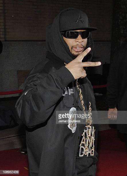 Lil Jon during 2006 BET Hip-Hop Awards - Black Carpet at Fox Theatre in Atlanta, Georgia, United States.