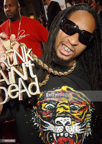 Lil Jon during 2006 MTV Video Music Awards Red Carpet at Radio City Music Hall in New York City New York United States