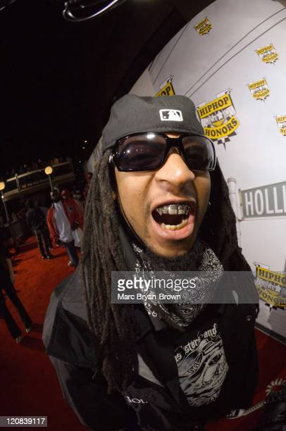 Lil Jon during 2006 VH1 Hip Hop Honors - Red Carpet at Hammerstein Ballroom in New York City, New York, United States.