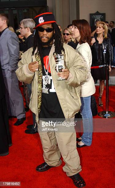 Lil' Jon during 31st Annual American Music Awards Arrivals at Shrine Auditorium in Los Angeles California United States