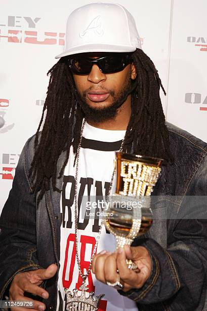 Lil' Jon during Launch of Oakley Thump Digital Audio Eyewear at Oakley Headquarters in Foothill Ranch California United States