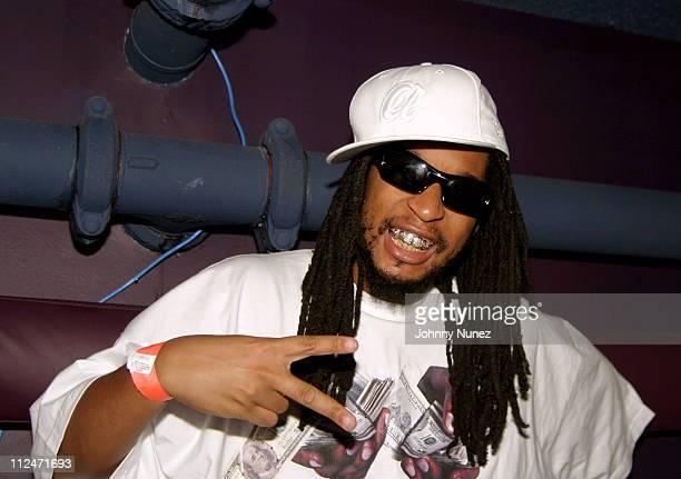 Lil' Jon during Mobb Deep Presents 'Amerikaz Nightmare' Album Release at Spirit in New York City New York United States