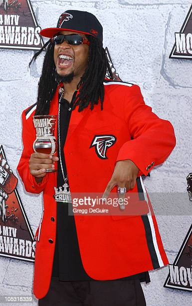 Lil Jon during MTV Movie Awards 2004 Arrivals at Sony Pictures Studios in Culver City California United States