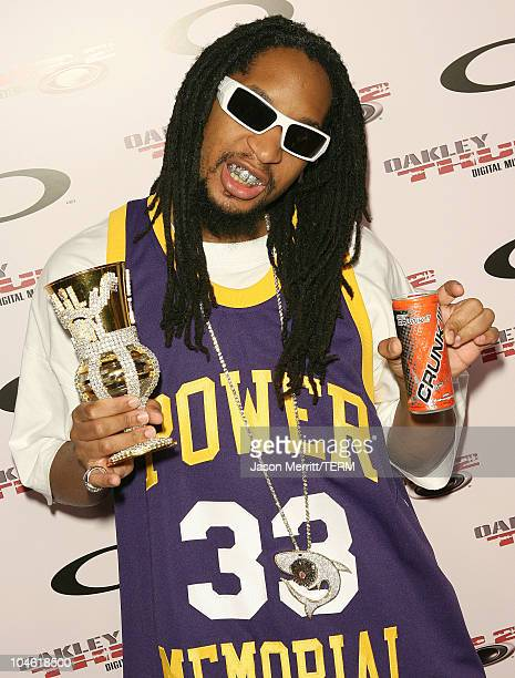 Lil' Jon during Oakley THUMP 2 Launch Party October 12 2005 at Montmatre Lounge in Hollywood California United States