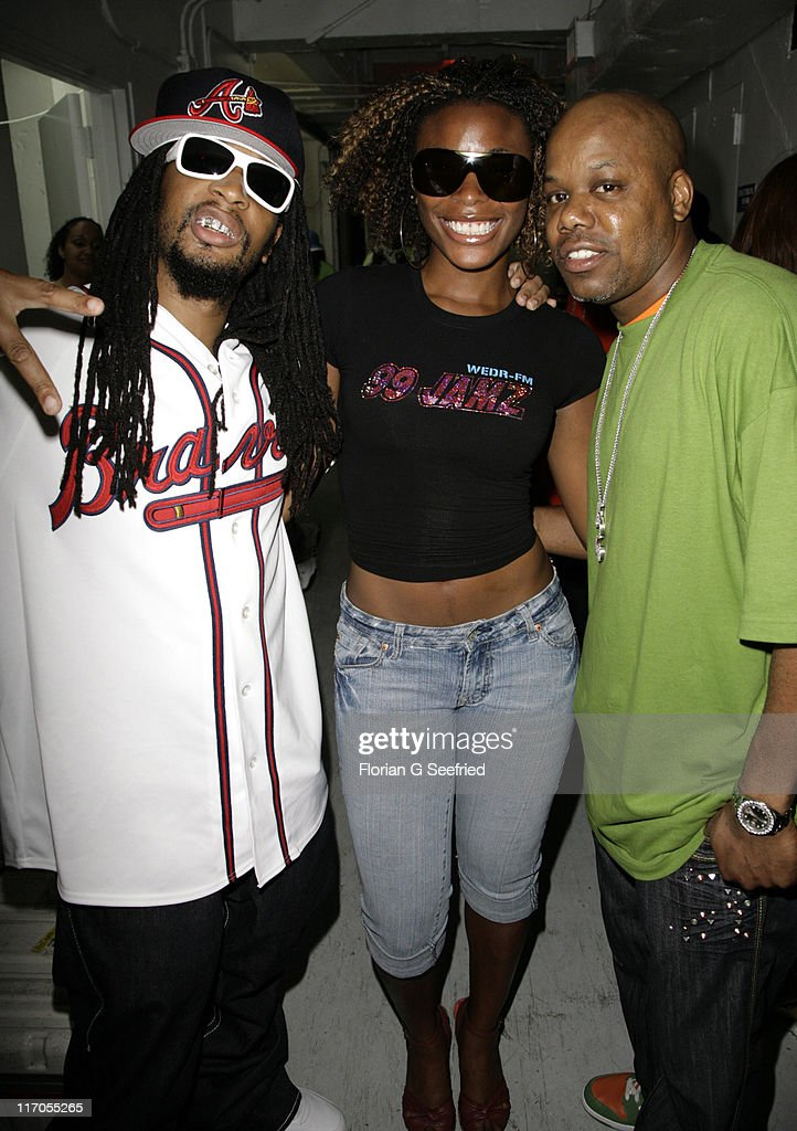 Lil Jon, K Fox and Too Short during Radio One Spring Fest Concert - April 28, 2007 at Radio One Spring Fest - Concert in Miami, Florida, United States.