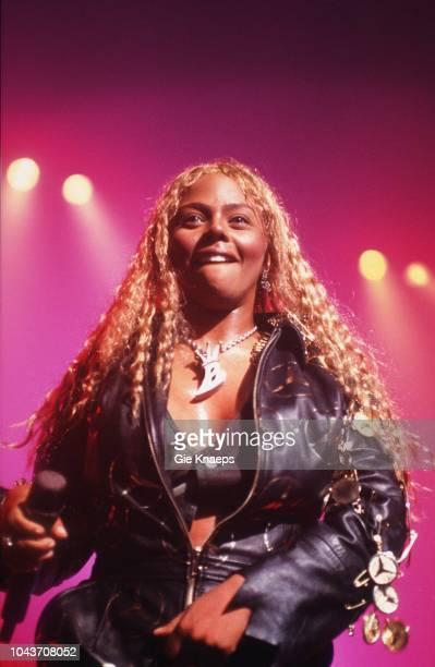 Lil' Kim, Ancienne Belgique , Brussels, Belgium, 28th June 2001.