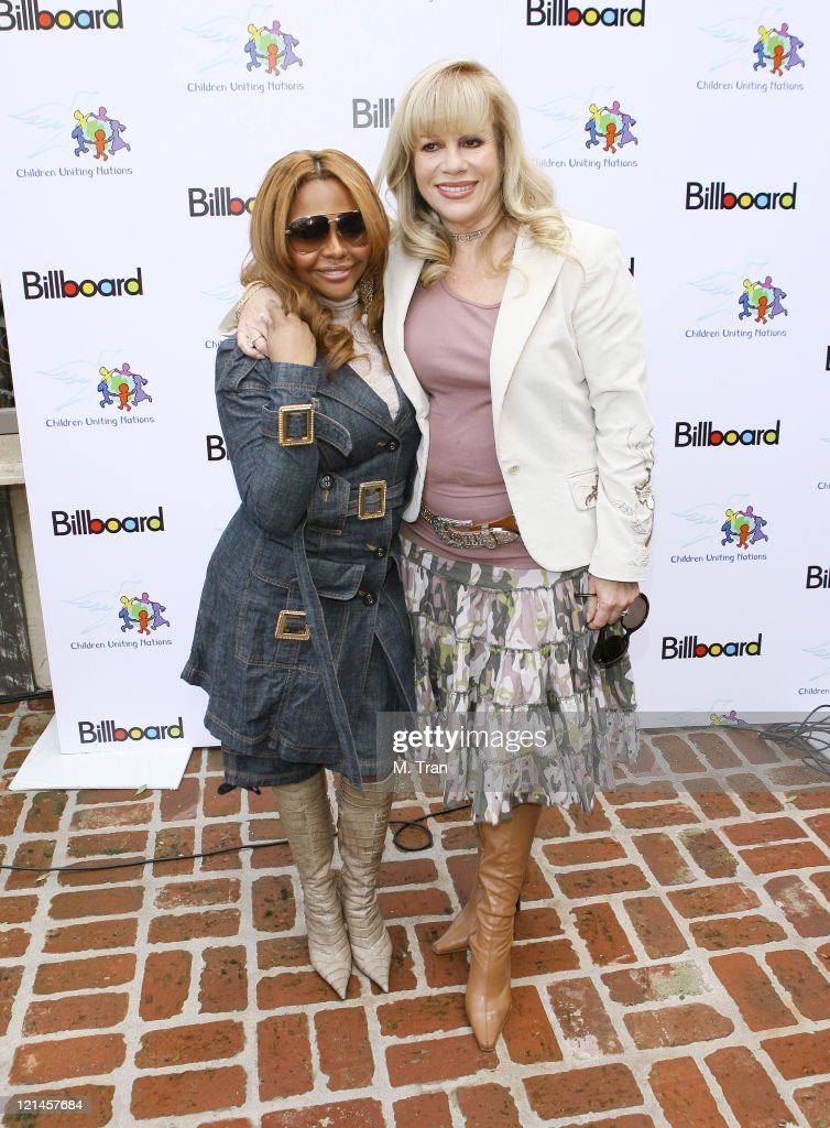 Children Uniting Nations  and Lil Kim Press Conference - February 23, 2007