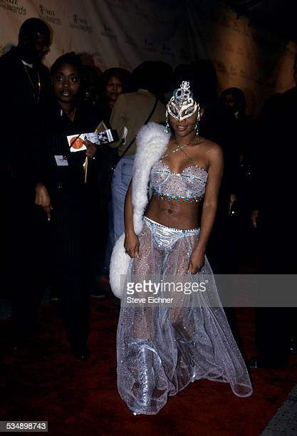 Lil' Kim at VH1 Vogue Fashion Awards New York December 5 1999