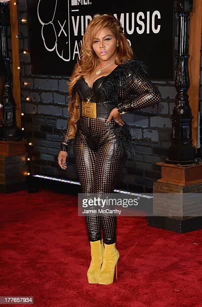 Lil Kim attends the 2013 MTV Video Music Awards at the Barclays Center on August 25, 2013 in the Brooklyn borough of New York City.