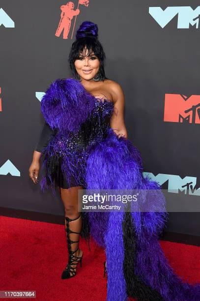 Lil Kim attends the 2019 MTV Video Music Awards at Prudential Center on August 26 2019 in Newark New Jersey