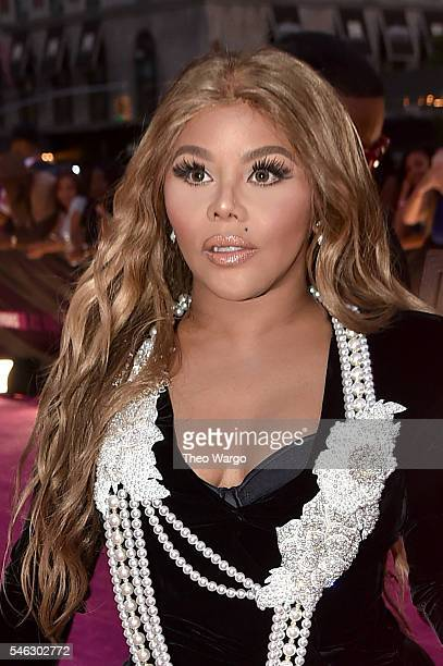 Lil Kim attends the VH1 Hip Hop Honors All Hail The Queens at David Geffen Hall on July 11 2016 in New York City