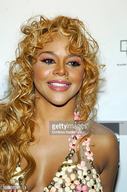Lil Kim during Fuse and Hot 97 Present Full Frontal Hip Hop With Host Lil Kim at Webster Hall in New York City New York United States