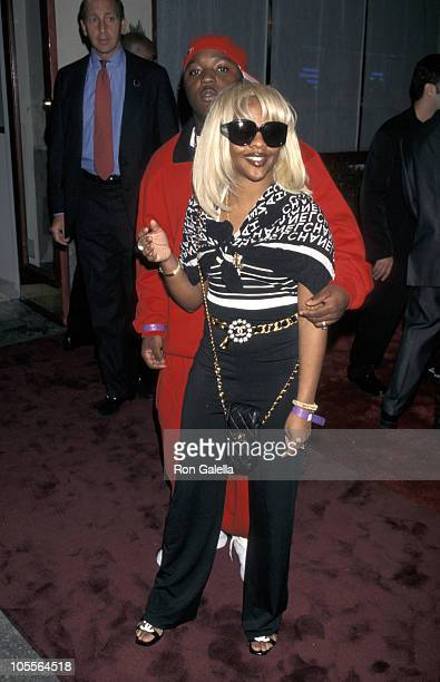 """Lil' Kim during Grand Opening of Sean Comb's """"Justin's Restaurant"""" at Justin's Bar and Restaurant in New York City, New York, United States."""