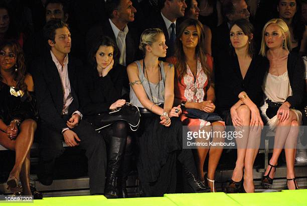 Lil Kim guest Winona Ryder guest Eva Mendes Emily Mortimer and Kate Bosworth