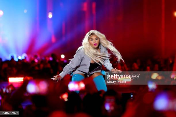 Lil' Kim performs onstage during VH1 Hip Hop Honors The 90s Game Changers at Paramount Studios on September 17 2017 in Los Angeles California