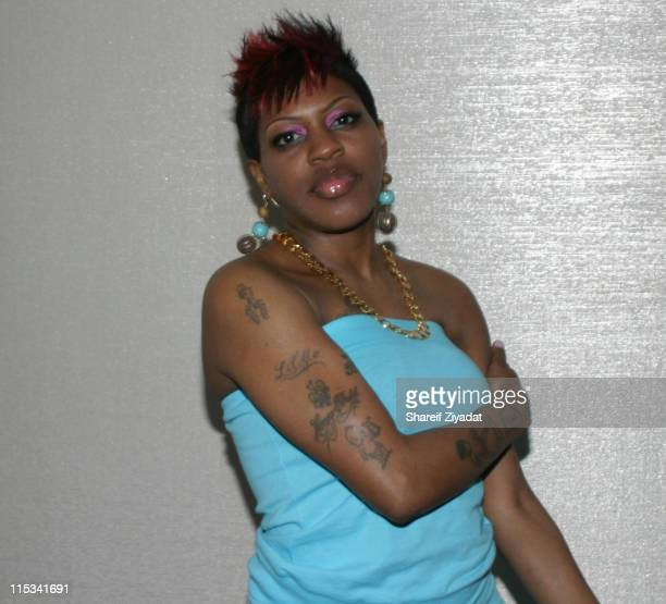 Lil Mo during Baby Birdman Lugz Shoe Party at BED at BED in New York City New York United States