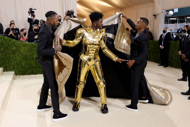 NY: The 2021 Met Gala Celebrating In America: A Lexicon Of Fashion - Arrivals