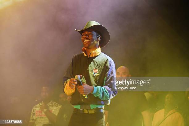 Lil Nas X performs at Summer Jam 2019 at MetLife Stadium on June 02, 2019 in East Rutherford, New Jersey.