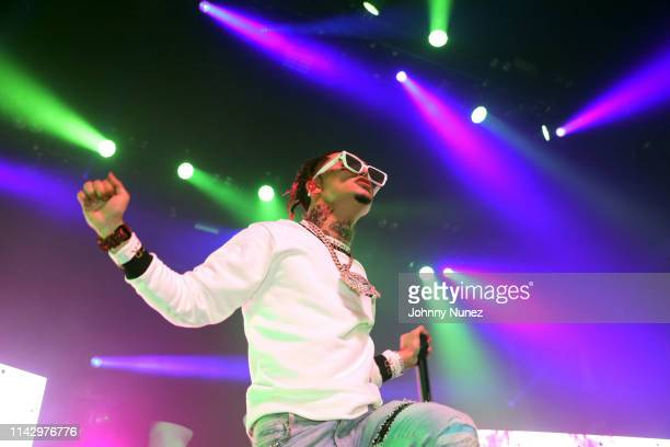 Lil Pump performs at Terminal 5 on May 10 2019 in New York City