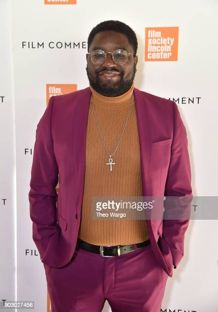 Lil Rel Howery attends the 2018 Film Society Of Lincoln Center Film Comment Luncheon at Lincoln Ristorante on January 9 2018 in New York City