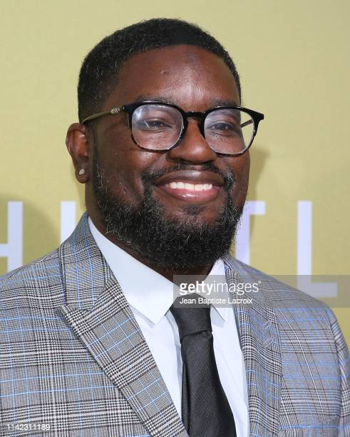 Lil Rel Howery attends the premiere of MGM's The Hustle at ArcLight Cinerama Dome on May 08 2019 in Hollywood California