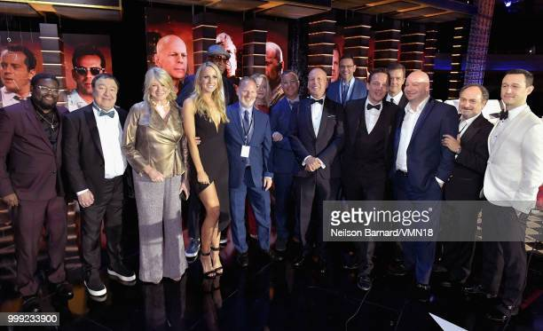 Lil Rel Howery Dom Irrera Martha Stewart Dennis Rodman Nikki Glaser Vice President Talent and Development Comedy Central Jordan Ellner Cybill...