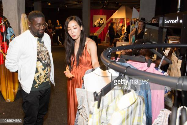 Lil Rey Howery attends Backstage Creations Celebrity Retreat At Teen Choice 2018 Day 2 at The Forum on August 12 2018 in Inglewood California