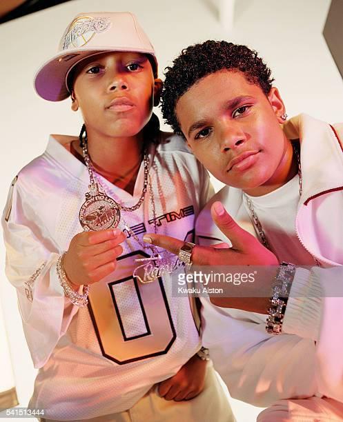 Lil' Romeo and Lil' J