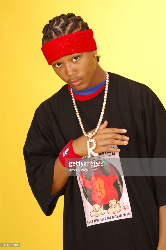 Lil Romeo during Lil Romeo Portrait Session - October 8, 2005 at John Ricard Studio in New York, New York, United States.