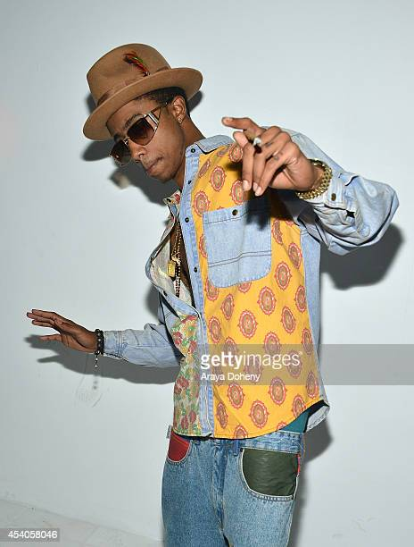 Lil Twist attends a VMA PreParty hosted by Chris Brown Pia Mia featuring Bera on August 23 2014 in Los Angeles California