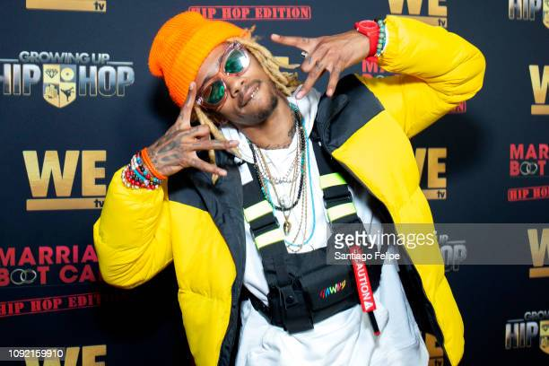 Lil Twist attends the exclusive premiere for 'WE TV hosts Hip Hop Thursday's at Nightingale on January 09 2019 in West Hollywood California