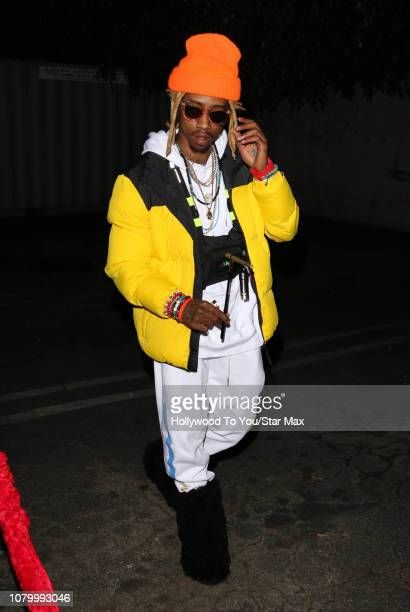 Lil Twist is seen on January 9 2019 in Los Angeles CA