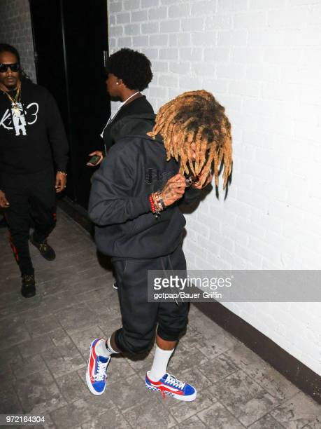 Lil Twist is seen on June 11 2018 in Los Angeles California