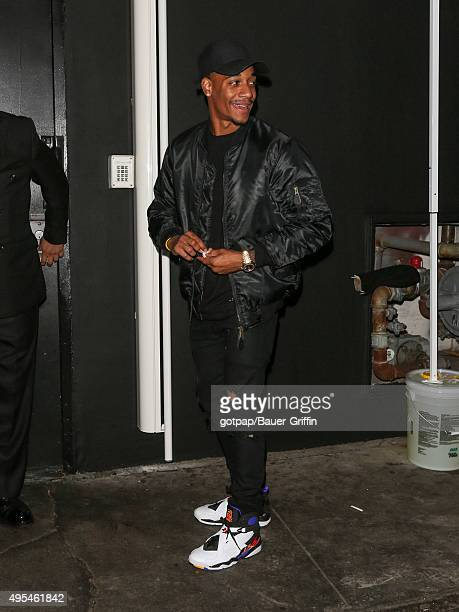 Lil Twist is seen on November 02 2015 in Los Angeles California