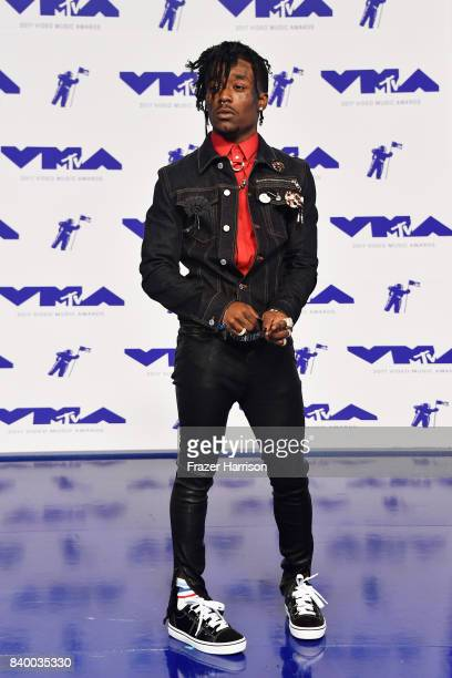 Lil Uzi Vert attends the 2017 MTV Video Music Awards at The Forum on August 27 2017 in Inglewood California