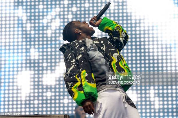 Lil Uzi Vert performs at the Austin City Limits Music Festival on October 11, 2019 at Zilker Park in Austin, Texas.