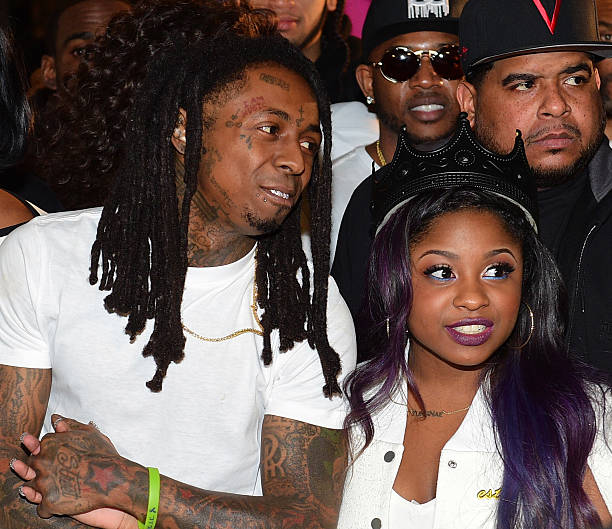 Lil Wayne's Daughter Shares Rare Photo w/All Her Daddy's ...