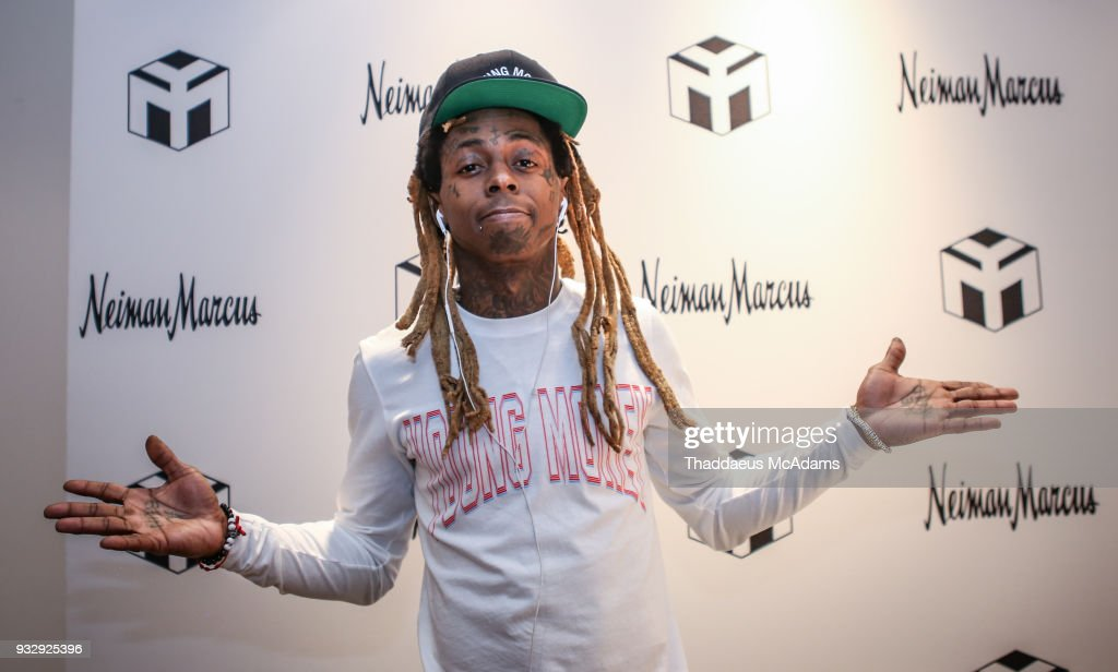 Young Money X Neiman Marcus Collaboration Launch : News Photo