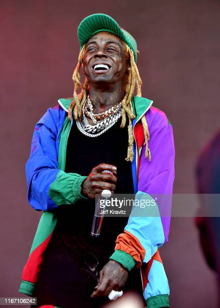 Lil Wayne performs onstage during the 2019 Outside Lands Music And Arts Festival at Golden Gate Park on August 09, 2019 in San Francisco, California.