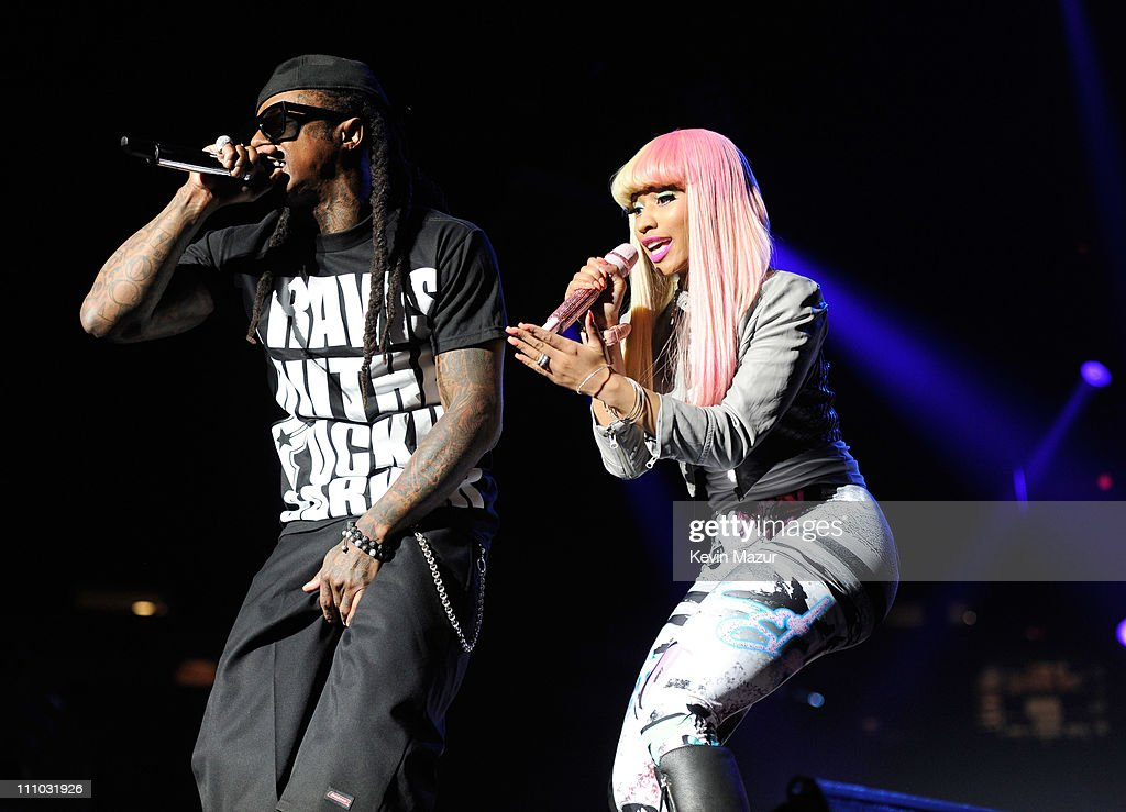 Lil Wayne's I Am Music Tour - Show : News Photo