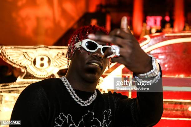 Lil Yachty at The MacArthur on December 13 2017 in Los Angeles California
