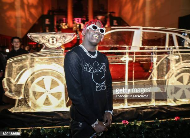 Lil Yachty at The Set Gala at The MacArthur on December 13 2017 in Los Angeles California