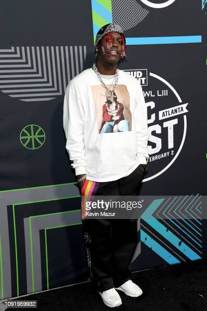 Lil Yachty attends Bud Light Super Bowl Music Fest / EA SPORTS BOWL at State Farm Arena on January 31 2019 in Atlanta Georgia