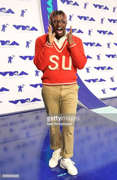 Lil Yachty attends the 2017 MTV Video Music Awards at The Forum on August 27 2017 in Inglewood California