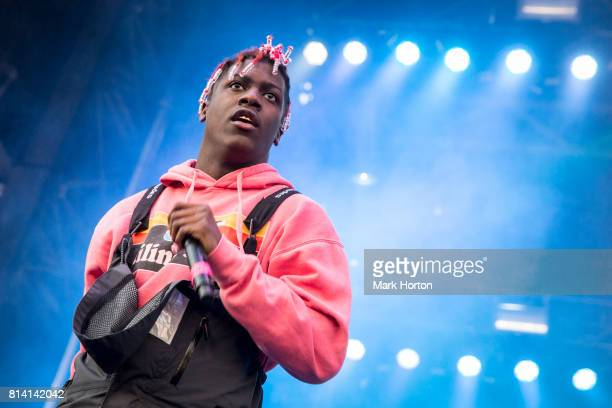 Lil Yachty performs on Day 7 of the RBC Bluesfest on July 13 2017 in Ottawa Canada