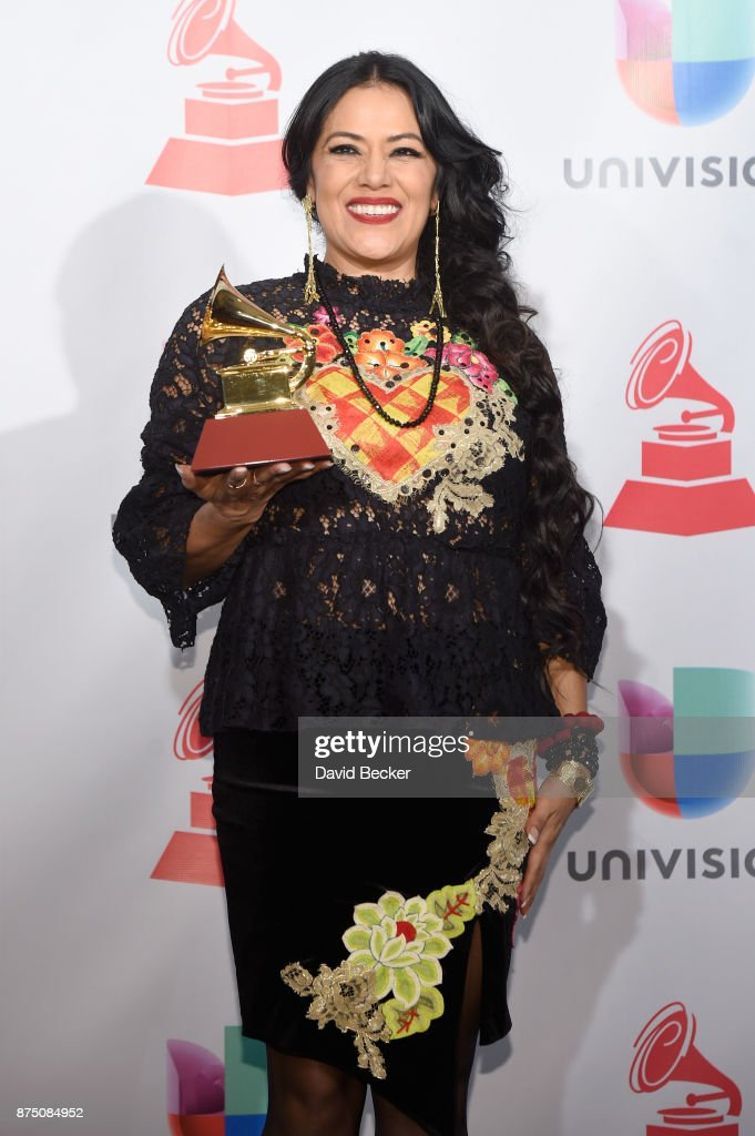 The 18th Annual Latin Grammy Awards - Press Room